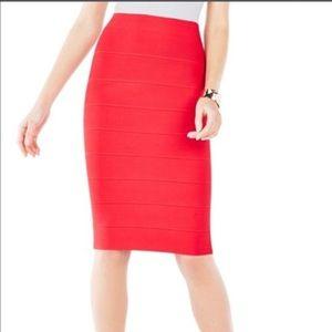 BCBGMaxAzria Bandage Skirt